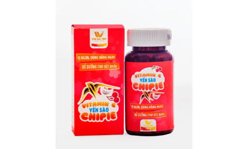 Vitamin C Yến sào Chipie