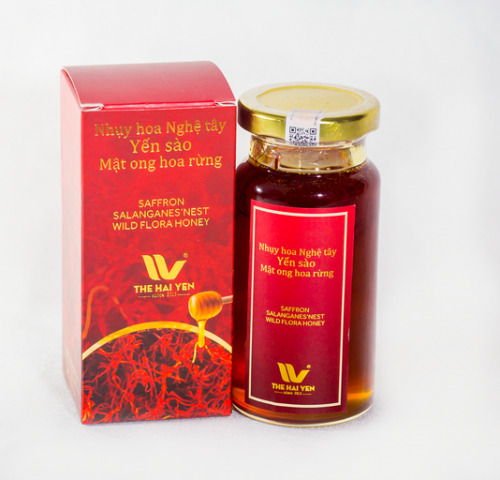SAFFRON SALANGANES'NEST WILD FLORA HONEY THE HAI YEN